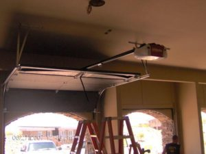 Garage Door Opener Installation Dallas
